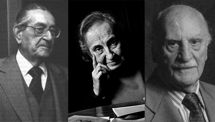Dos poetas y un pensador, secretos de Granada